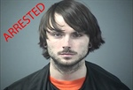 ARRESTED: Justin Ryan Collins and Tristan Leighann Gambrell